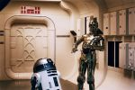 R2D2 and C3PO by Shadrak