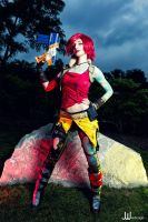 Borderlands 2 - Lilith - Colossalcon 2013 by ByndoGehk