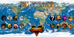 Street Fighter V - Roster (Character Selection) by Camuska