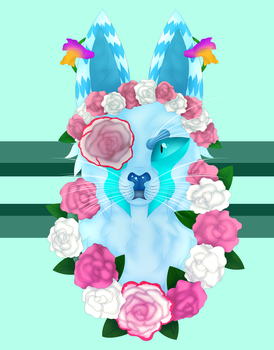 Flower Queen by CityProwler