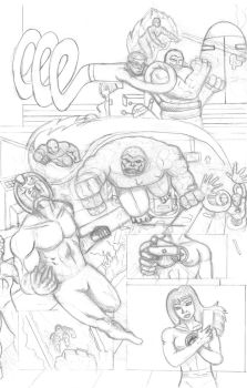 Fantastic 4 by Fivefooters