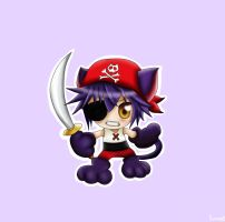 Yoru pirate by Runney