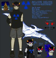 Fantroll: Argion Helios by BlueStorm-Studio