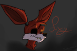 Foxy- Not Really Evil by Darkwolfhellhound