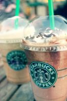 Starbucks by munchikins