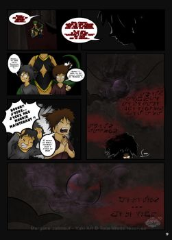 Link Adventure page 9 - The Prologue by YukiArtOfficiel