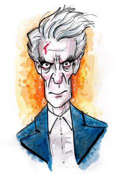 Farewell Capaldi by memorypalace