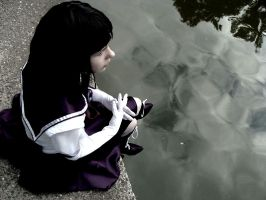 Super Sailor Saturn cosplay by berylrion