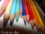 Paint up your Life by TinaPhotos