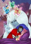 Adventure Time Tales: Sleeping Beauty [MLxPG] by whenpigsfly8992