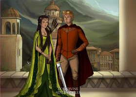 The King and Queen of Ferelden by rose134265