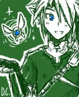 GREEN LINK by DC9spot