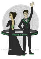 The Hunger Games - District 3 Tributes by Windnstorm