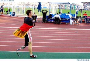 ATHENS 2004 Paralympic Games by Kevrekidis