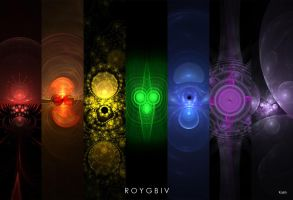 ROYGBIV by Kaish