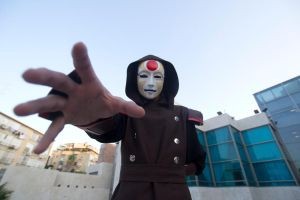 Amon cosplay-the END by Rnamon
