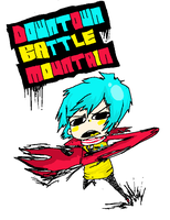 downtownbattlemountain by littledork