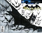 Batman 0 Sketch Cover by aldoggartist2004