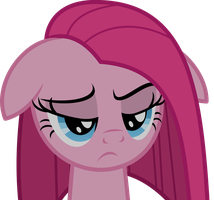 Pinkamena Is Not Amused by VladimirMacHolzraum