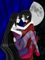 MarshallxMarceline by nessi98