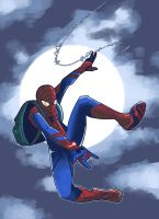 The Amazing Spider-man by nichangell