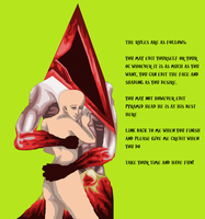 Pyramid Head And His Love BASE by AngelKiller666