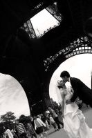 Le Mariage a Tour Eiffel. by DefyingInfinity