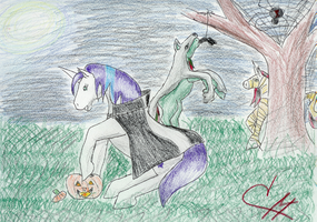 happy HOLLOWeen by RevRuby