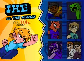 IHE vs the world by ShazamWOW