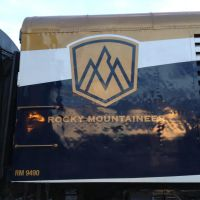 Rocky Mountaineer Logo  by TaionaFan369