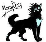 Moondog by foxee-kee