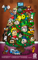 Christmas 2015 by LaptopGeek