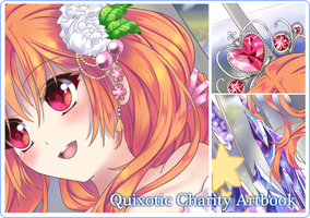 Quixotic ArtBook Preview by vixiebee