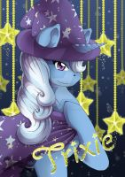 Fabulous Trixie by WaterdragonWave