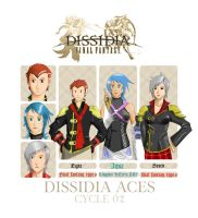 Dissidia Aces entry cycle 2 by sheggy