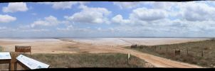 Great Salt Plains Panoramic by E511