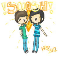 Smosh by HannahRenae