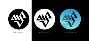 Logo sketches for Magsonics by Risvik93