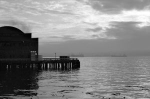 Seattle on the Water by MYLermontov