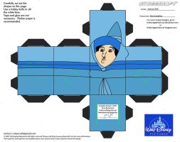 Dis46: Merryweather Cubee by TheFlyingDachshund