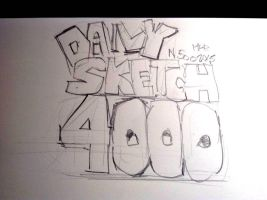 daily sketch 4000 by nosoart