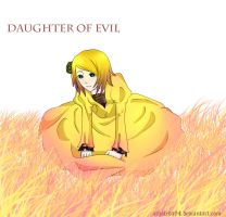 daughter of evil by achaleda94