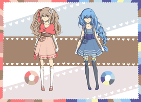 Cute Adopts [OTA + AUCTION] {CLOSED} by Ryui-chii