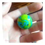 Kawaii Earth  by QueensCharmShop