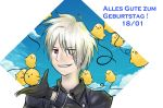 .::Happy (late) Birthday Prussia!::. by PuffinBanshee