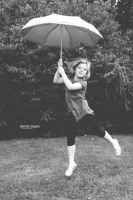 i'm singing in the rain by D4Ybe