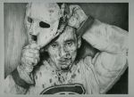 Jacques Plante by jeanfverreault