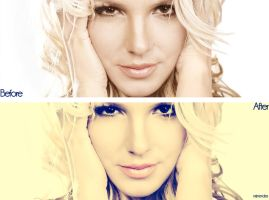 Britney Retouch by mrjmendes