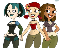 Total Drama Friendship by SB99stuff