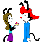Cake For You [Art Trade] by TwistedArtsticMind